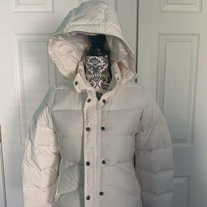 NWOT J CREW down jacket